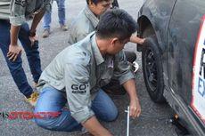 Perhatikan, Urutan Mengganti Ban Mobil!