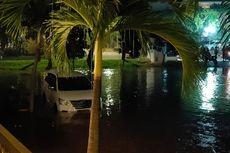 Pantai Mutiara Banjir, Waspada Bahaya Air Laut pada Mobil