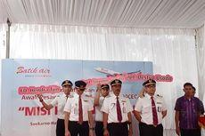 Pilot Batik Air yang Jalankan