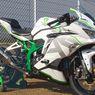 Mesin Standar, Top Speed Kawasaki Ninja ZX-25R Tembus 202 Km Per Jam