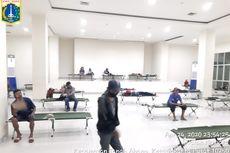 Sepekan Razia, 216 Orang yang Menggelandang di Jakpus Dibawa ke GOR Karet Tengsin
