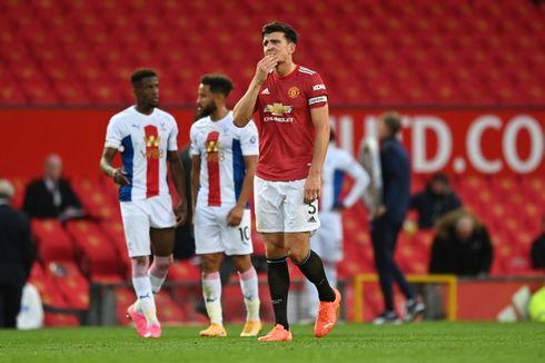 Kalah dari Crystal Palace, Man United Didesak Rekrut Bek ke Jadon Sancho