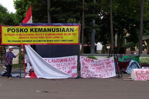 Air Mineral Bukan Jawaban, Warga Benda Terus Tuntut Kehadiran Wali Kota Tangerang