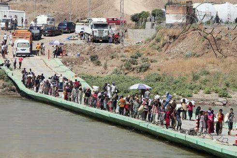 Operasi Internasional Penyelamatan Etnis Yazidi Sedang Disusun