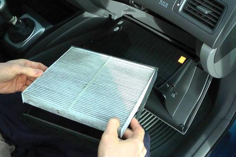 Ilustrasi filter kabin