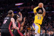 Keistimewaan Small Forward Dibanding Pemain Lain dalam Bola Basket