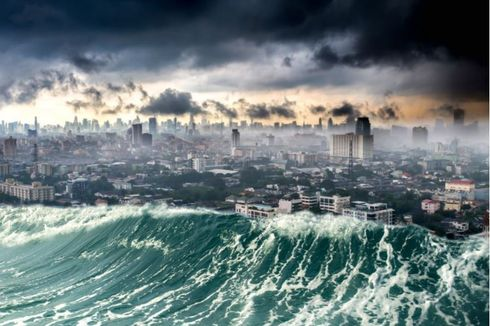 Cianjur Waspada Ancaman Tsunami dan Letusan Gunung Berapi