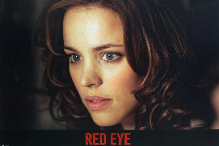 Red Eye merupakan film tahun 2005 yang di bintangi aktris cantik  Rachel Mcadams