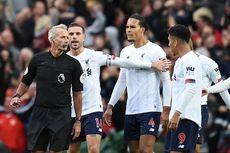 Man United Vs Liverpool, Penjelasan Kenapa Gol Mane Tetap Dianulir