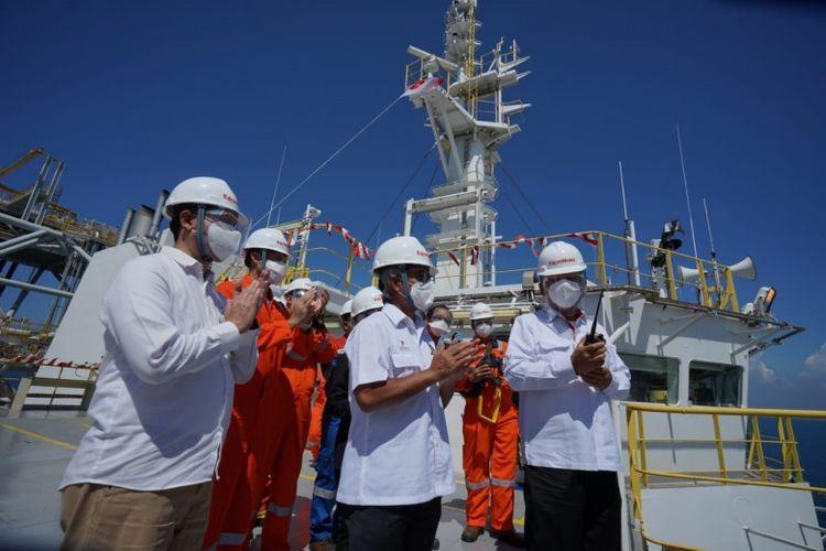 Pengapalan ke-700 minyak mentah di Blok Cepu
