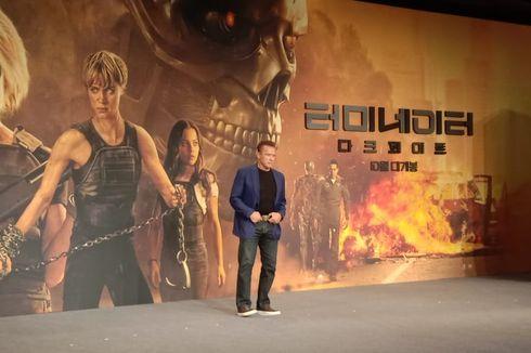 Arnold Schwarzenegger: Terminator Sangat Pengaruhi Karierku