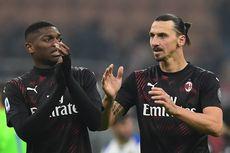Brescia Vs AC Milan, Ibrahimovic Datang, Milan Tak Terkalahkan dalam 4 Laga
