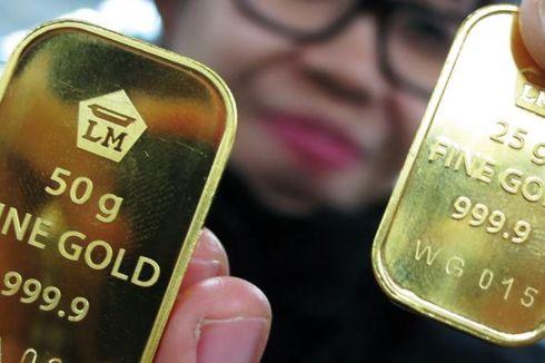 Harga Jual Emas Antam Tak Berubah, Harga Beli Kembali Kini Turun Rp 2.000