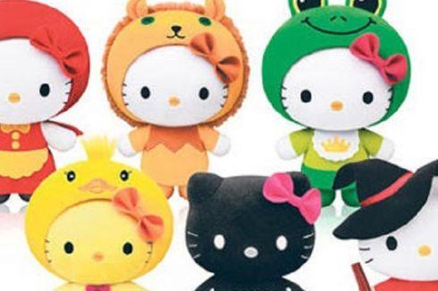 Singapura Gaduh, Warga Berebut Boneka Hello Kitty