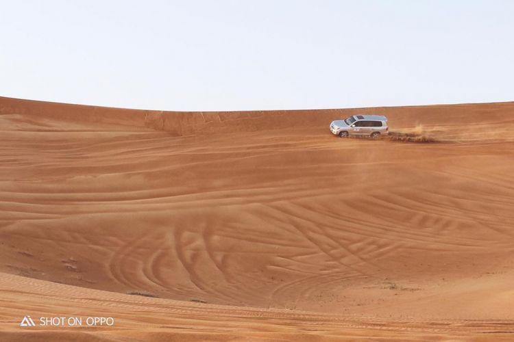 Dune Bashing di Dubai, Uni Emirat Arab