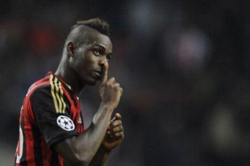 Iming-iming Juara Tak Cukup Singkirkan Kecintaan Balotelli terhadap AC Milan