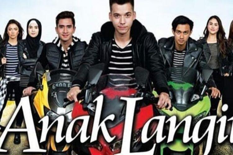 Poster sinetron Anak Langit.