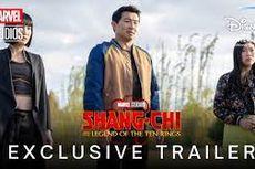 Marvel Studios Rilis Trailer Perdana Shang-Chi and The Legend of The Ten Rings