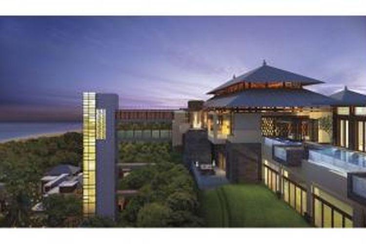 Hotel The Ritz-Carlton Nusa Dua, Bali.