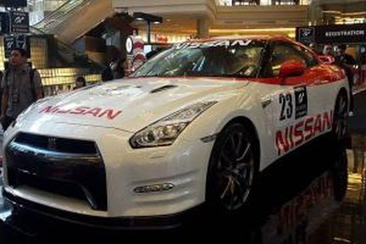 Nissan GT Academy, telah resmi digelar di Asia termasuk di Indonesia