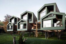 10 Hotel Panggung Ini Dibangun Menyerupai Rumah Pohon