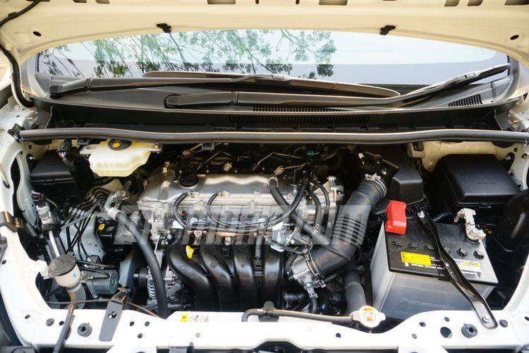 Tampilan kabin interior Toyota Voxy, MPV terbaru dari Toyota