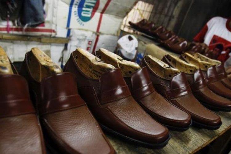Sepatu Cibaduyut, salah satu produk dalam negeri