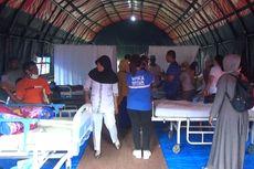 Pengungsi Gempa Maluku Bisa Kembali Berobat Gratis di RS Darurat