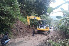 Pemerintah Buka Isolasi Desa Tertimbun Longsor di Bogor