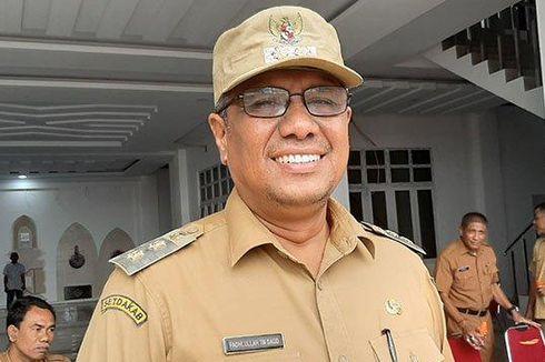 Wakil Bupati Pidie Positif Covid-19, Alami Gejala Sering Haus dan Pahit Lidah