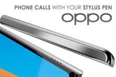 Oppo Patenkan Ponsel dengan Stylus yang Bisa Dipakai untuk Telepon