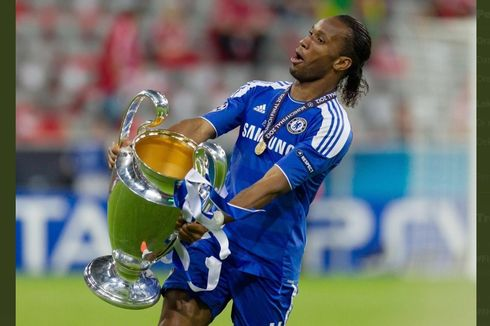 Final Liga Champions Man City Vs Chelsea: Pesan Drogba buat The Blues