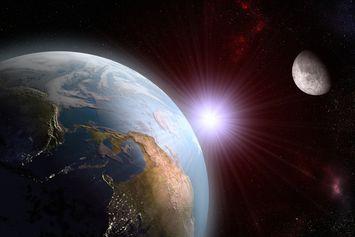 Bumi Awal Dulu Punya Atmosfer yang Beracun, Ditutupi Lautan Magma
