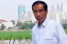 Jokowi Prihatin Lihat Waduk Rawa Lindung