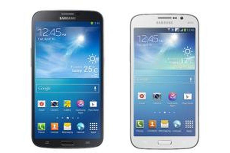 Samsung Galaxy Mega 6,3 inci dan Galaxy Mega 5,8 inci