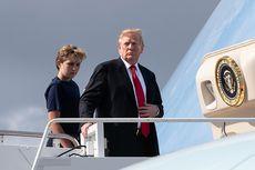 Trump dan Melania Peringatkan Putranya untuk Tidak Pakai Rokok Elektrik