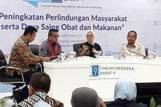 Ketua Komisi IX DPR Nilai Anggaran BPOM Masih Kurang