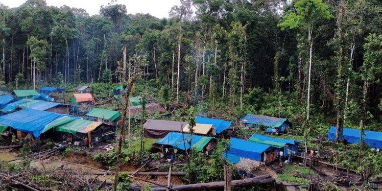 Di Pedalaman Pegunungan Bintang Papua Beras 10 Kilogram Dijual Rp 2 Juta Dan Mi Instan Ditukar Emas Halaman All Kompas Com