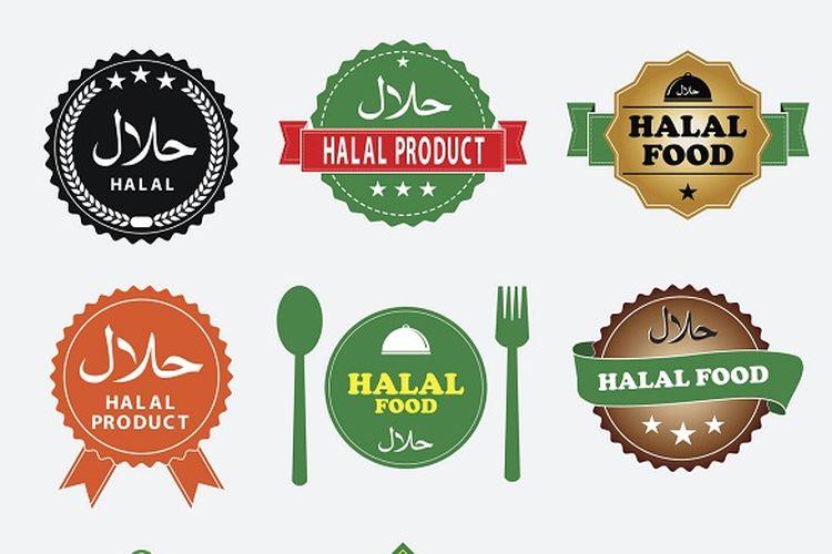 Ilustrasi halal