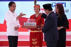 Quick Count Indo Barometer Data 57,08 Persen: Jokowi-Ma'ruf 52,92 Persen, Prabowo-Sandiaga 47,08 Persen