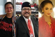 Sejumlah Pesohor Hiburan Bicara soal Penusukan Menko Polhukam Wiranto