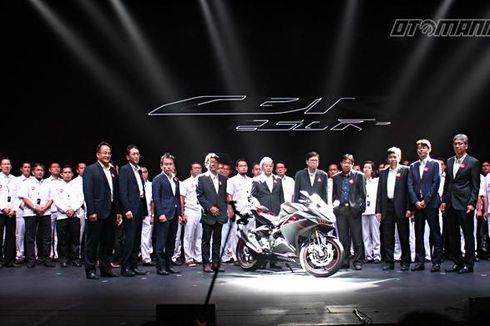 Honda CBR250RR Lahir dari Tangan Orang Indonesia