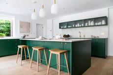 Trik Dekorasi Dapur Sempit Menjadi Lebih Efisien