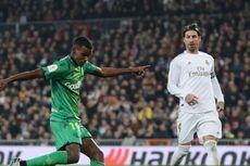 Real Madrid Vs Real Sociedad, El Real Kalah di Santiago Bernabeu dan Tersingkir dari Copa del Rey