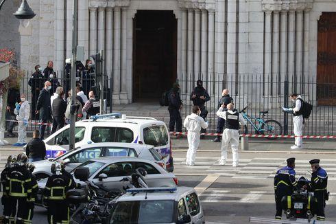 Tersangka Pembunuhan di Gereja Perancis: Pria Tunisia Berusia 21 Tahun