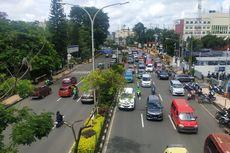 Kanalisasi Angkot dan Motor Akan Digencarkan di Jalan Margonda Raya Depok