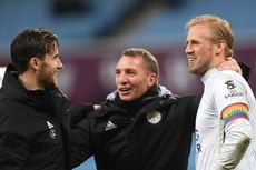 Aston Villa Vs Leicester City, Brendan Rodgers Puji Pasukan The Foxes