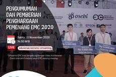 Penutupan EMC 2020, Puspresnas Apresiasi Upaya Adaptasi Perkuat Prestasi Siswa