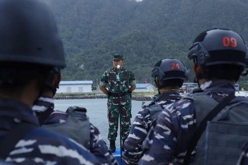 Coast Guard China Masuki Perairan Natuna, TNI: Nelayan Tak Perlu Takut Melaut
