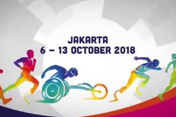 Asian Para Games Jakarta 2018 akan berlangsung pada 6-13 Oktober 2018